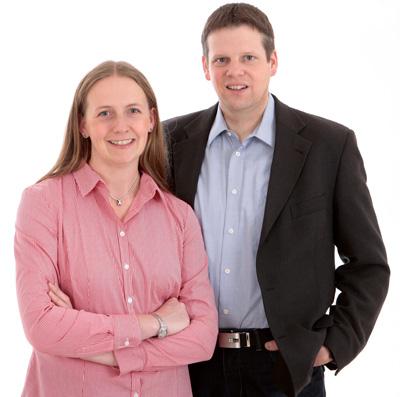 Rosenhof Marketing in Bohlsen bei Uelzen - Sarah und Volker Schulz