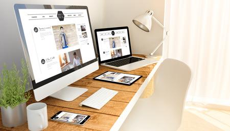 Responsive Design für Websites für Landwirtschaftsbetriebe Rosenhof Marketing