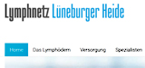 Rosenhof Marketing - Referenzen - Lappe - Lymphnetz Lüneburger Heide