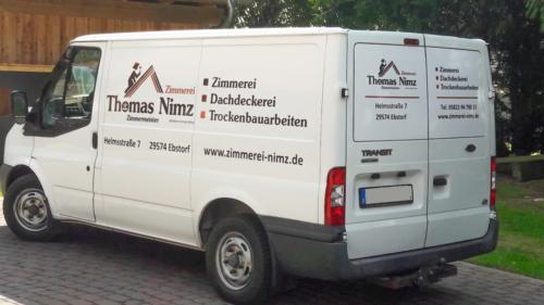Zimmerei Nimz, Ebstorf